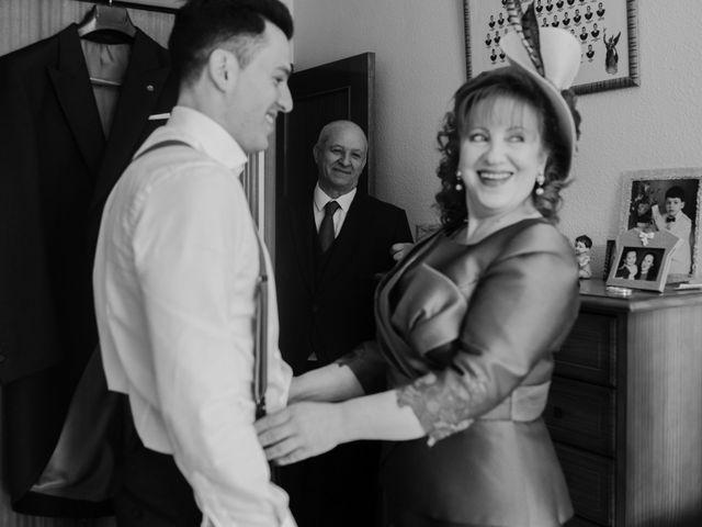 La boda de Pablo y Soraya en Tarancon, Cuenca 6