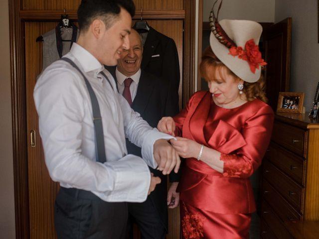 La boda de Pablo y Soraya en Tarancon, Cuenca 7