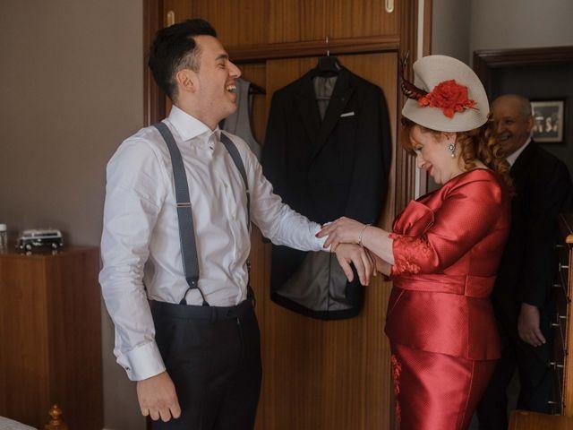 La boda de Pablo y Soraya en Tarancon, Cuenca 9