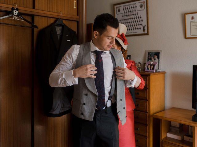 La boda de Pablo y Soraya en Tarancon, Cuenca 11