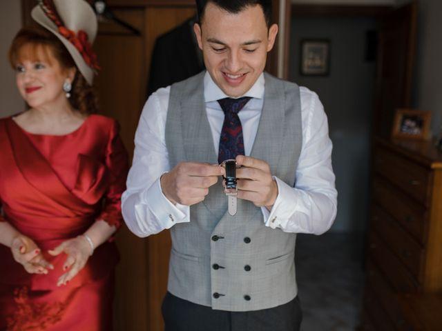 La boda de Pablo y Soraya en Tarancon, Cuenca 13