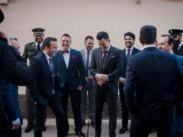 La boda de Pablo y Soraya en Tarancon, Cuenca 25