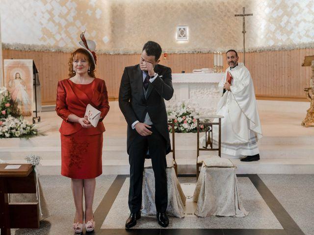 La boda de Pablo y Soraya en Tarancon, Cuenca 79
