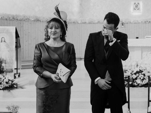 La boda de Pablo y Soraya en Tarancon, Cuenca 80