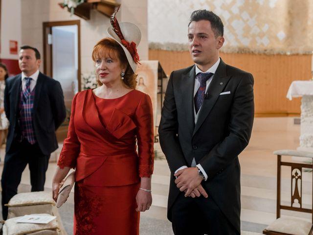 La boda de Pablo y Soraya en Tarancon, Cuenca 81