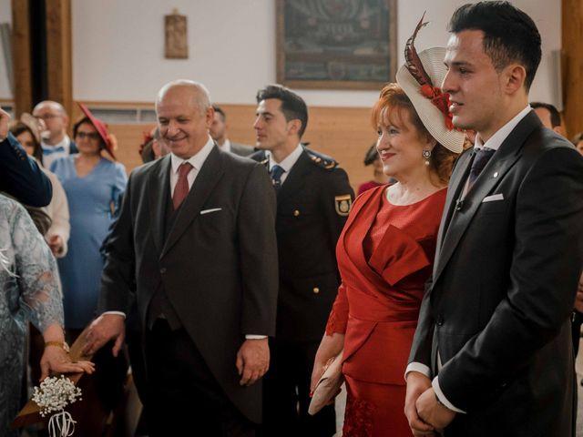 La boda de Pablo y Soraya en Tarancon, Cuenca 82