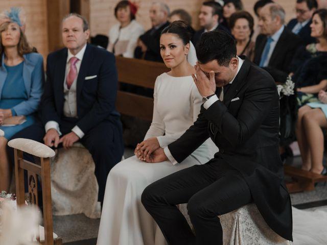 La boda de Pablo y Soraya en Tarancon, Cuenca 91