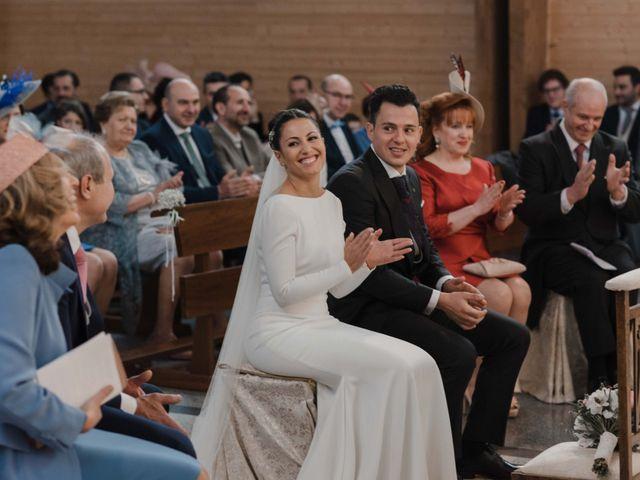 La boda de Pablo y Soraya en Tarancon, Cuenca 99