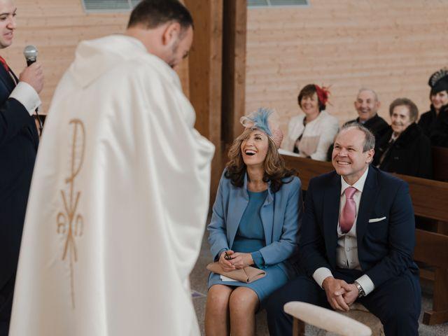 La boda de Pablo y Soraya en Tarancon, Cuenca 102