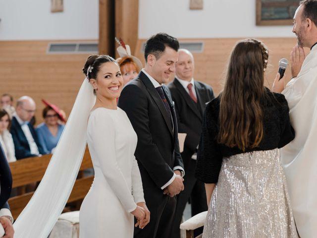 La boda de Pablo y Soraya en Tarancon, Cuenca 104