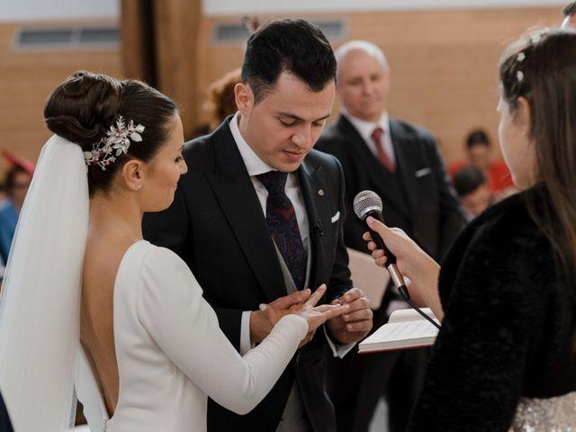 La boda de Pablo y Soraya en Tarancon, Cuenca 110