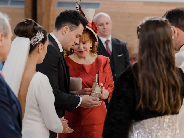 La boda de Pablo y Soraya en Tarancon, Cuenca 114