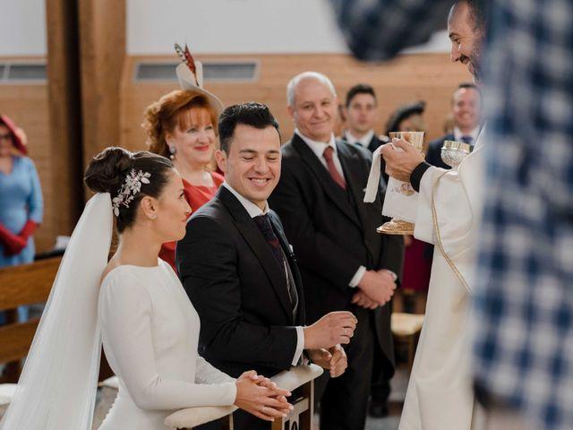 La boda de Pablo y Soraya en Tarancon, Cuenca 125