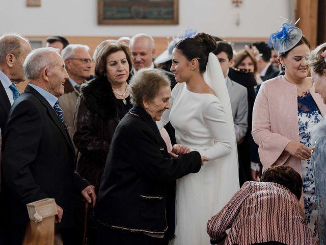 La boda de Pablo y Soraya en Tarancon, Cuenca 128