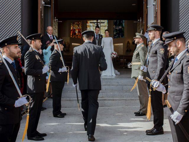 La boda de Pablo y Soraya en Tarancon, Cuenca 133