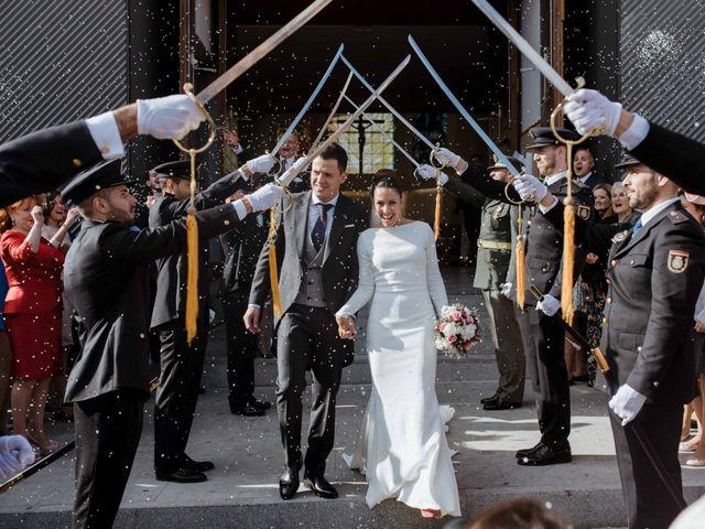 La boda de Pablo y Soraya en Tarancon, Cuenca 135