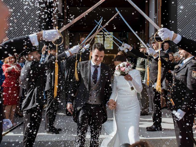 La boda de Pablo y Soraya en Tarancon, Cuenca 136