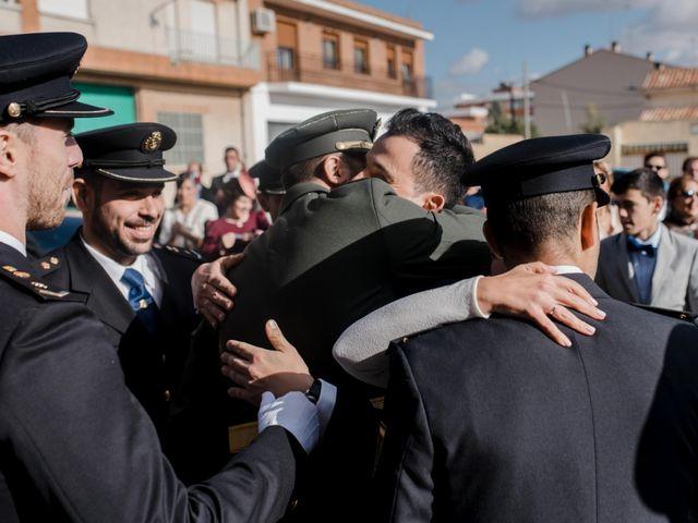 La boda de Pablo y Soraya en Tarancon, Cuenca 139