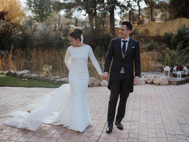 La boda de Pablo y Soraya en Tarancon, Cuenca 145