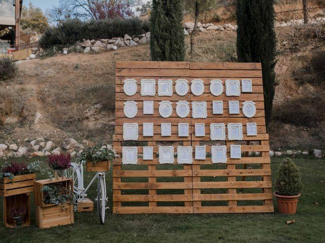La boda de Pablo y Soraya en Tarancon, Cuenca 149