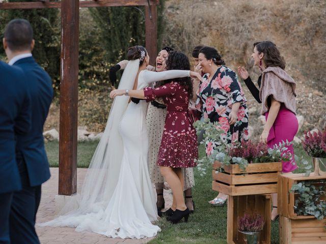 La boda de Pablo y Soraya en Tarancon, Cuenca 154