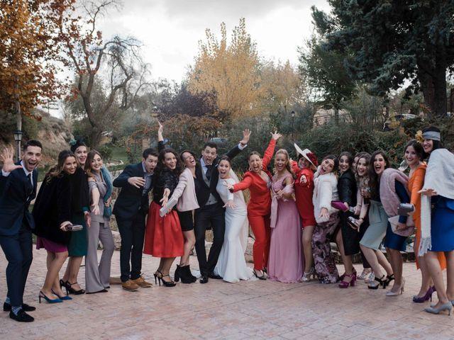 La boda de Pablo y Soraya en Tarancon, Cuenca 159