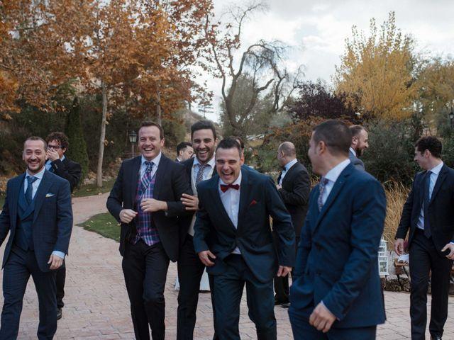 La boda de Pablo y Soraya en Tarancon, Cuenca 161