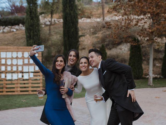 La boda de Pablo y Soraya en Tarancon, Cuenca 162