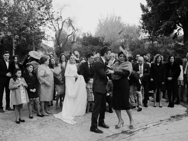 La boda de Pablo y Soraya en Tarancon, Cuenca 163