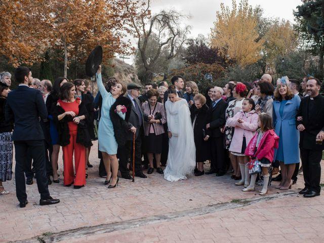 La boda de Pablo y Soraya en Tarancon, Cuenca 164