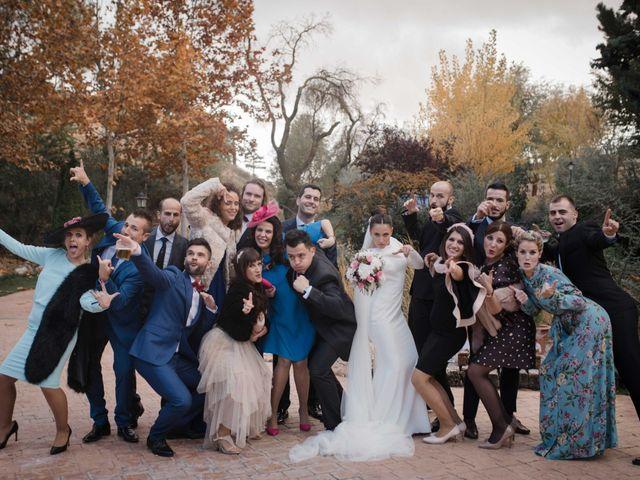 La boda de Pablo y Soraya en Tarancon, Cuenca 169