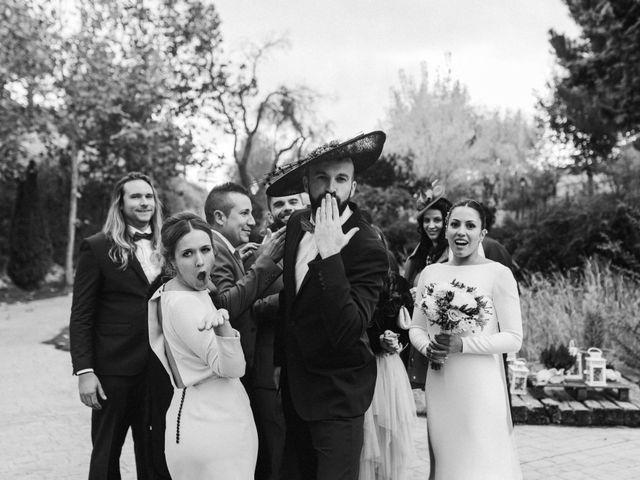 La boda de Pablo y Soraya en Tarancon, Cuenca 170