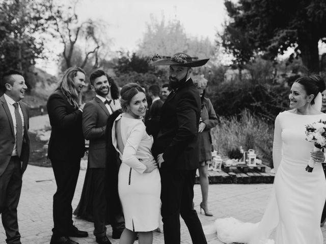 La boda de Pablo y Soraya en Tarancon, Cuenca 171