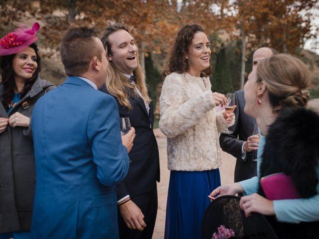 La boda de Pablo y Soraya en Tarancon, Cuenca 173