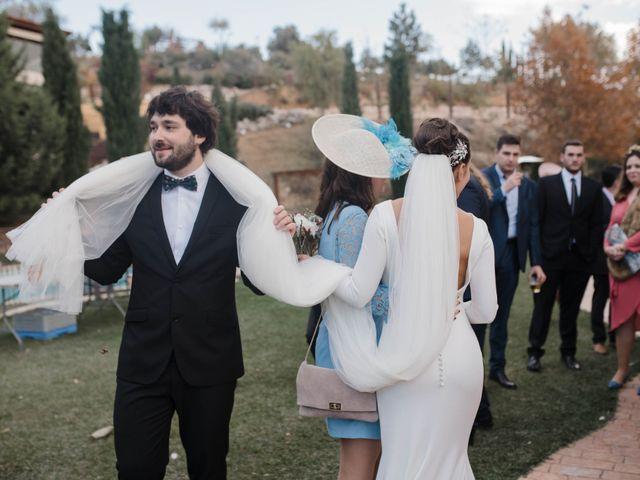 La boda de Pablo y Soraya en Tarancon, Cuenca 176