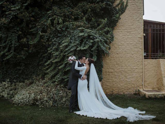 La boda de Pablo y Soraya en Tarancon, Cuenca 177