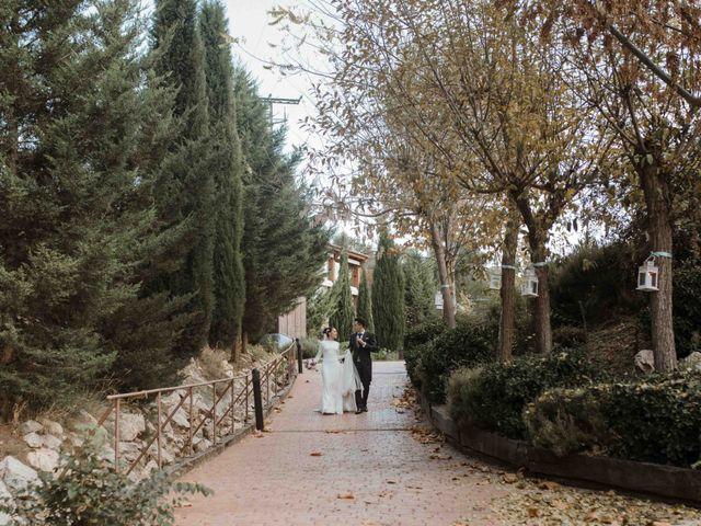 La boda de Pablo y Soraya en Tarancon, Cuenca 181