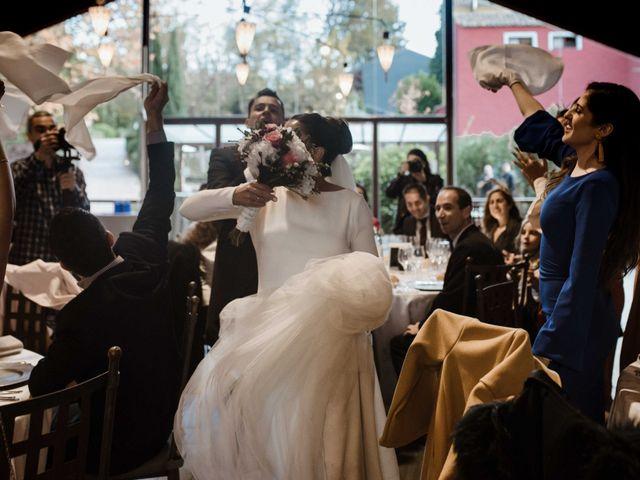 La boda de Pablo y Soraya en Tarancon, Cuenca 185