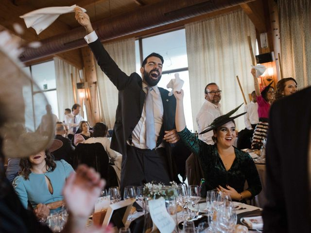 La boda de Pablo y Soraya en Tarancon, Cuenca 192