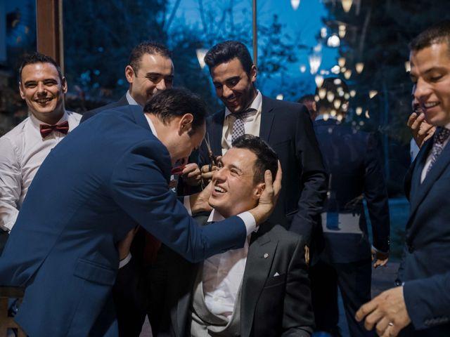 La boda de Pablo y Soraya en Tarancon, Cuenca 205