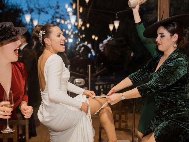 La boda de Pablo y Soraya en Tarancon, Cuenca 207