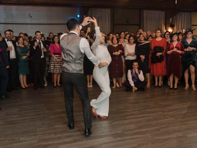 La boda de Pablo y Soraya en Tarancon, Cuenca 231