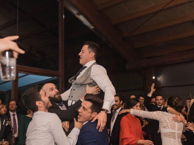 La boda de Pablo y Soraya en Tarancon, Cuenca 240