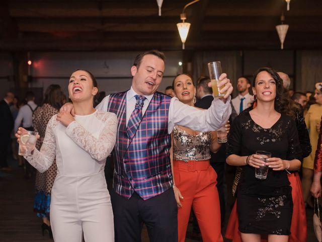 La boda de Pablo y Soraya en Tarancon, Cuenca 243