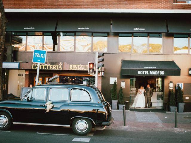 La boda de Hugo y Aída en Madrid, Madrid 14