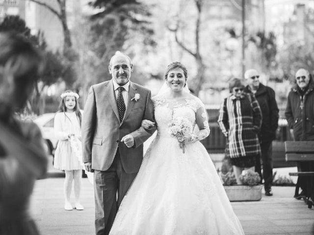 La boda de Hugo y Aída en Madrid, Madrid 22