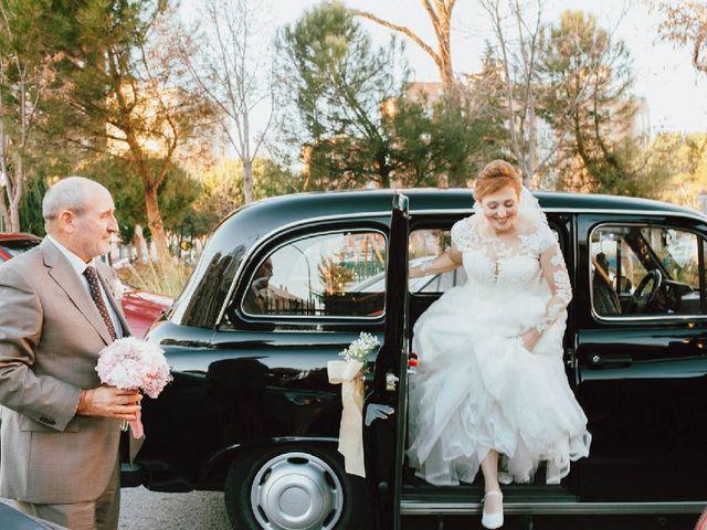 La boda de Hugo y Aída en Madrid, Madrid 23
