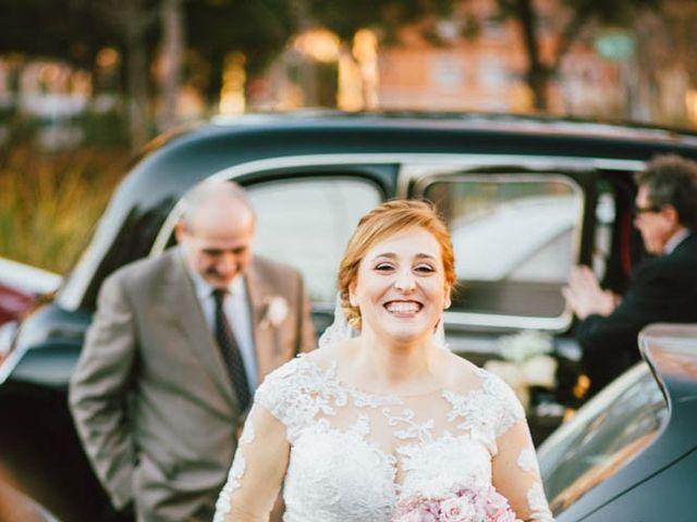 La boda de Hugo y Aída en Madrid, Madrid 24