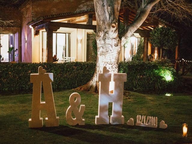 La boda de Hugo y Aída en Madrid, Madrid 44