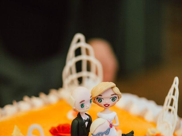 La boda de Hugo y Aída en Madrid, Madrid 51